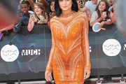 Kylie Jenner Beaded Dress