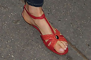 Nancy Shevell Flat Sandals