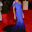 Naomie Harris Clothes - Mermaid Gown