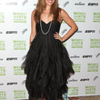 Natalie Coughlin Evening Dress