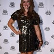 Natalie Coughlin Leather Dress