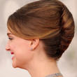 Natalie Portman Hair - French Twist