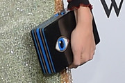 Sofia Sanchez Barrenechea Printed Clutch