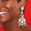 Nia Long Dangle Decorative Earrings