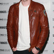 Nicholas Hoult Leather Jacket