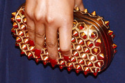 Nicki Minaj Studded Clutch