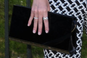 Nicky Hilton Hard Case Clutch