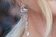 Nicole Kidman Chandelier Earrings