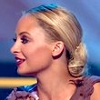 Nicole Richie Hair - Bobby Pinned updo