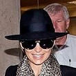 Nicole Richie Walker Hat