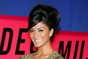Nicole Scherzinger French Twist