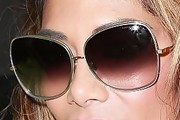 Nicole Scherzinger Novelty Sunglasses