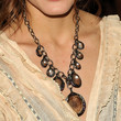 Olivia Palermo Jewelry - Gemstone Statement Necklace