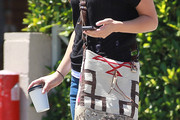 Olivia Wilde Fabric Bag