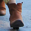 Olivia Wilde Shoes - Flat Boots