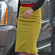 Olivia Wilde Clothes - Pencil Skirt