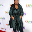 Oprah Winfrey Evening Coat