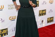 Oprah Winfrey Evening Dress