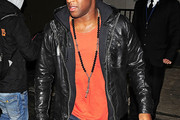 Oritse Williams Leather Jacket