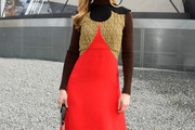 Brit Marling Day Dress