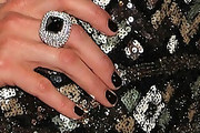 Paris Hilton Dark Nail Polish