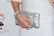 Paris Hilton Gemstone Inlaid Clutch