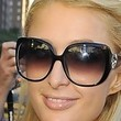 Paris Hilton Oversized Sunglasses