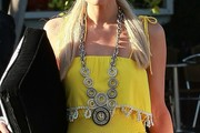 Paris Hilton Silver Chain