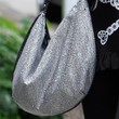 Paris Hilton Studded Hobo Bag