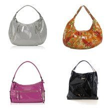 Patent Leather Hobo Bags