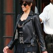 Paula Patton Clothes - Leather Jacket