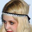 Peaches Geldof Accessories - Silver Tiara