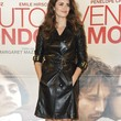 Penelope Cruz Clothes - Leather Coat