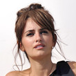 Penelope Cruz Hair - Loose Bun