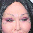Pete Burns Eyebrow Piercing