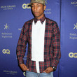 Pharrell Williams Clothes - Button Down Shirt