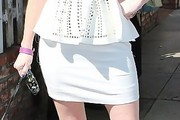 Phoebe Price Mini Skirt