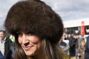 Pippa Middleton Fur Hat