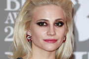 Pixie Lott Shoulder Length Hairstyles