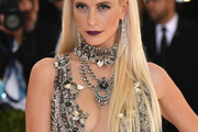 Poppy Delevingne Long Hairstyles