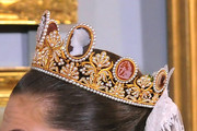 Princess Victoria Gold Tiara