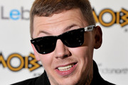 Professor Green Wayfarer Sunglasses