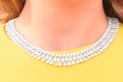 Kate Walsh Diamond Collar Necklace