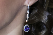 Queen Letizia of Spain Dangle Earrings