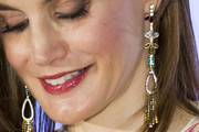 Queen Letizia of Spain Chandelier Earrings