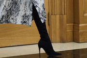 Queen Letizia of Spain Boots
