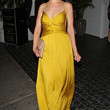 Rachael Leigh Cook Clothes - Halter Dress