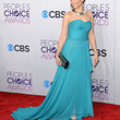 Rachael Leigh Cook Clothes - Strapless Dress