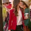Rachel Bilson Tweed Jacket