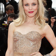 Rachel McAdams Clothes - Corset Top